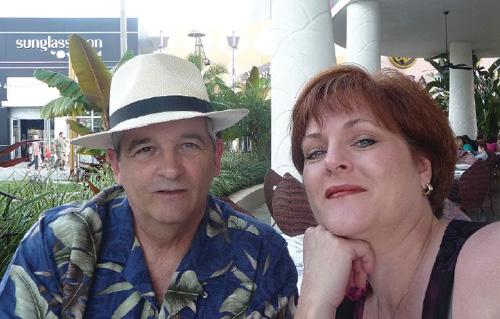 Bill and Gail Verbano