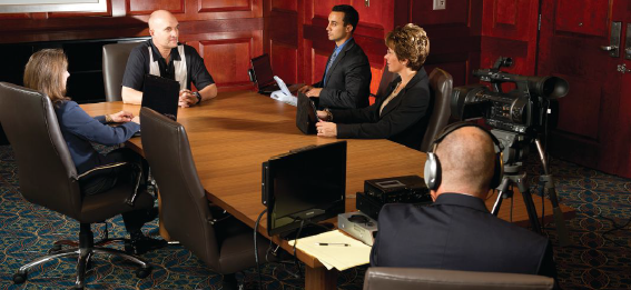 Legal Video Conference