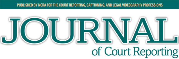 Journal of Court Reporting