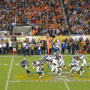 final punt of Super Bowl 50