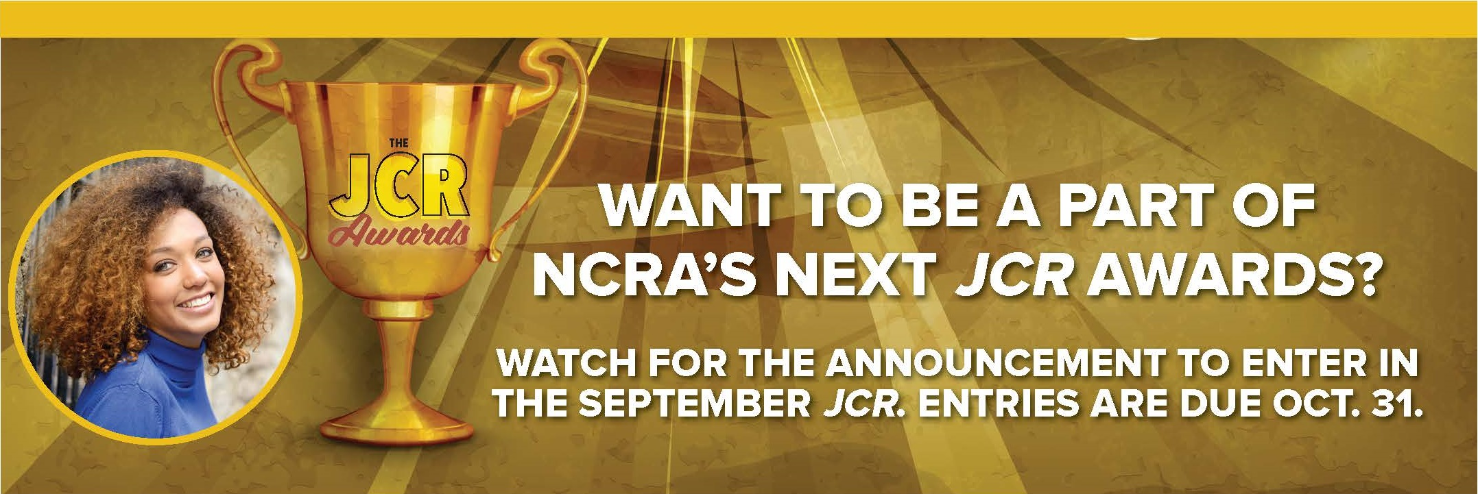 Next JCR Awards