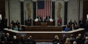 Cindy Sebo portrays a court reporter on House of Cards