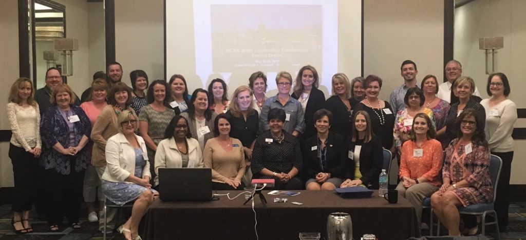 Group shot of the NCRA Leadership Conference attendees