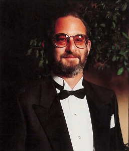 Allen Edelist on his ascension to the presidency of the California Court Reporters Association in 1993