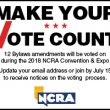 Want to vote? Sign up now